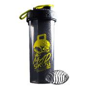 Shaker Mad Skull Design Vaso Gym Caramañola 750 Ml Bpa Free