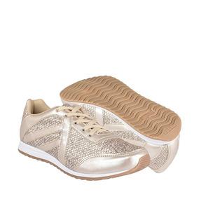 Zapatos Atleticos Y Urbanos Bik Lovo Ud674 23-26 Simipiel Or