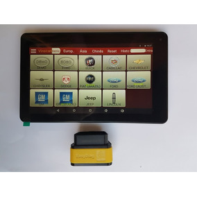 Scanner Easydiag Pro3 Melhor Que Delphi+kit De Cabo E Tablet