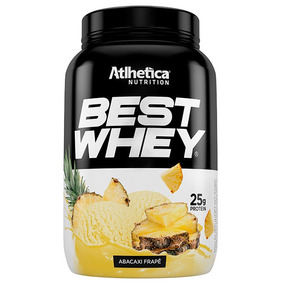 Best Whey (900g) - Atlhetica Nutrition - Abacaxi