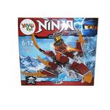 Juego De Armable Ninjago Modelos 54/57/62/63 Piezas