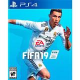 Fifa 19 Standart Edition - Playstation 4 (ps4) Disponible