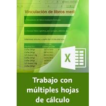 Trabajo Con Múltiples Hojas De Cálculo, Excel