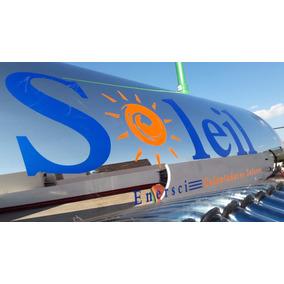Calentador Solar Soleil 12 Tubos Oferta
