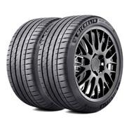 Par De Pneus Michelin 245/30 Zr20 (90y) Pilot Sport 4s