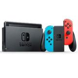 Nintendo Switch Consola Neon Colores Entrega Inmediata