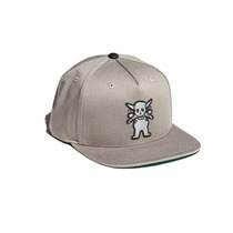 Boné Grizzly Supply Collab Fourstar Cinza Importado Original