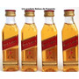 Miniatura Whisky Johnnie Walker Red Label 50ml Dose Original
