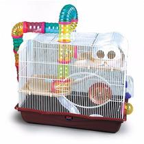 Gaiola Hamster Russo Chines Sirio Gerbil ( Safari Sgigante )