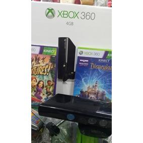 Xbox 360 C/ 40 Jogos Originais + Kinect * Leia Descrição