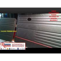 Vocho Sedan Tapas De Puertas Calidad Premium Cielo Interior