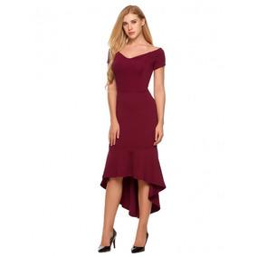 Vestido Elegante De Fiesta Hermoso Vestido Envio Gratis