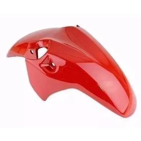 Paralama Dianteiro Cb 300 Vermelho Ano 2012