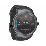 Reloj Smartwatch Lg Watch Sport Unlocked Gsm Silver Titan