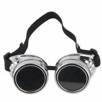 Gafas De Sol Hombres Steampunk De Soldador Gotico.