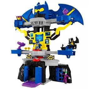 Imaginext Atcaverna De Combate Do Batman Mattel