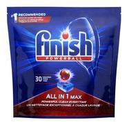 Finish Sabão Para Máquina De Lavar Louças 30 Tabletes