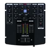 Denon Dn-x120 Mixer Analógico Para Dj De 2 Canales