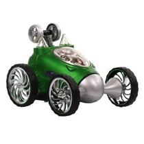 Carrinho Controle Remoto Turbo Twister Dtc 2887 Verde Fg