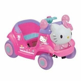 Auto A Batería Prinsel Hello Kitty