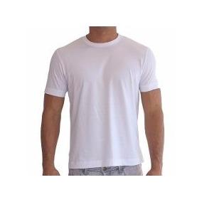Camiseta 100% Algodão Lisa Básica Bca Fio 30.1 Só R$9,99!