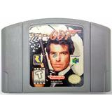 Golden Eye 007 N64 Nintendo 64 Original Usado
