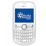 Celular Nokia Asha 200 Dual Chip Branco Com Defeito