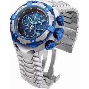 6968c5f4a30 Relogio Invicta Zeus Prata - Relógios no Mercado Livre Brasil