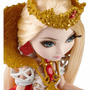 Ever After High Apple White Royally Doll