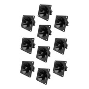10 Tweeters Piezoeléctricos 150w 92 Db 5 A 18000 Hz