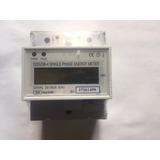 Kwh Meter Medidor De Kwh Watthora Paneles Solares 220vac