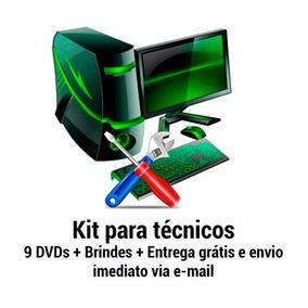 Kit Para Técnicos Em Informática 2017 Enviado Imeditamente