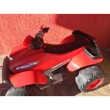 Mini Quadriciclo Usado + Mini Moto Closs Ambos 12v