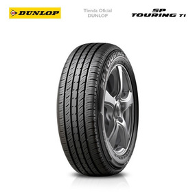 195/60 R16 Dunlop Sp Touring T1+colocacion En 60suc