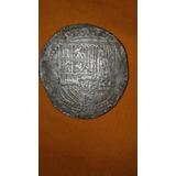 Moneda De Plata Imperio Español Del Año 1582 Aprox