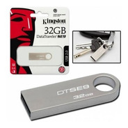 Pendrive 32gb Kingston Se9 Original - Factura A / B
