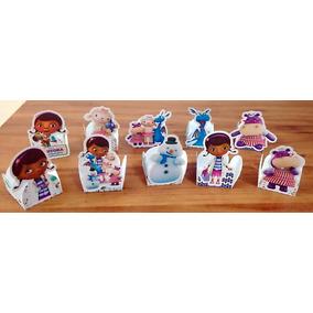 Forminha Doutora Brinquedos, Dra Brinquedos (10 Unidades)