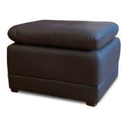 Taburete De Piel 100% Genuina - Conforto Muebles