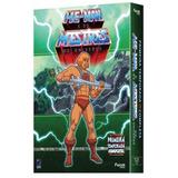 Box He-man Os Mestres Do Universo 1ª Temp. 12 Dvds - Lacrado