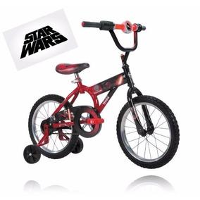 Fabulosa Bicicleta Star Wars Rodada 16