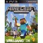 Minecraft Ps3 Codigo Psn Produto Original Envio 10min!!!!
