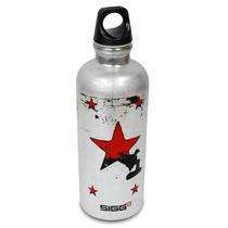 Termo/botella -estrella Roja.