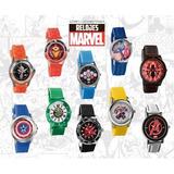 Relojes Superheroes Marvel Del Colecciones El Tiempo