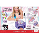 Proyect Mc2 H2o Nail Science Kit Uñas Magicas
