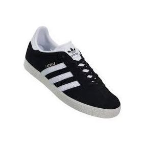zapatillas adidas mujer gazelle negras