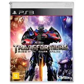 Transformers Rise Of The Dark Spark Ps3 M.física Promoção