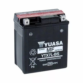 Batería Yuasa Ytx7l-bs Tornado Falcon Twister Vzh Srl Eg