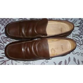Zapatos Mocasines Zara N. 43