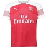 Nova Camisa Arsenal Temporada 18/19