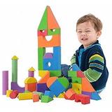 Bloques Foami Juguetes Bebe Lego 52pz Megabloks Envio Gratis